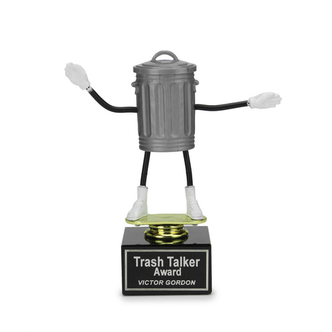 Trash Talk Trophies Awesome Sports Awards