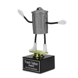 Garbage Can Fantasy Football Trophy