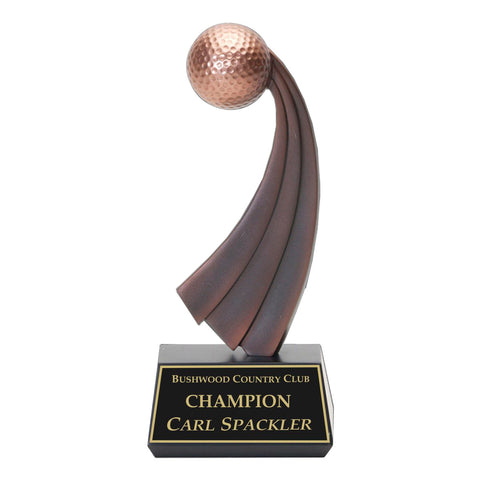 Golf Wave Trophy