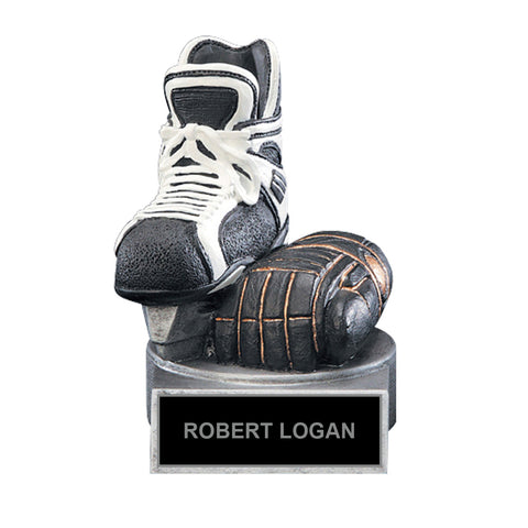 Hockey Skate Trophy