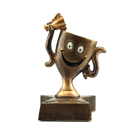 Cartoon Trophy Award