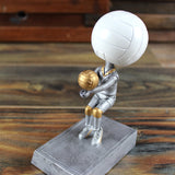 Volleyball Bobble Head Trophy