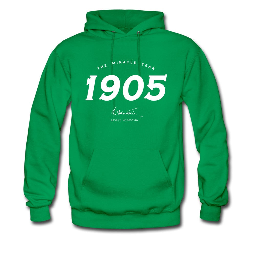 1905 The Miracle Year Hoodie Albert Einstein Sweater Nine Inch Nails Nin Imported Processed And Printed In Usa