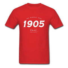 1905 The Miracle Year Unisex T-Shirt