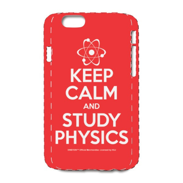 Keep Calm Red iPhone 6/6s Case