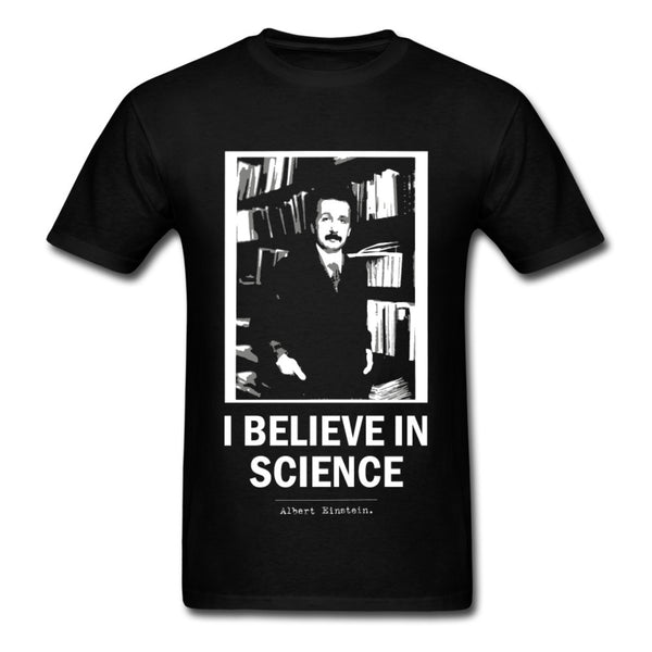 I Believe In Science Unisex T-Shirt