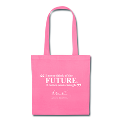 Einstein Future Quote Tote