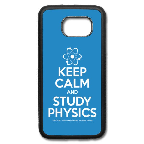 Keep Calm Galaxy S6 Case - BLUE
