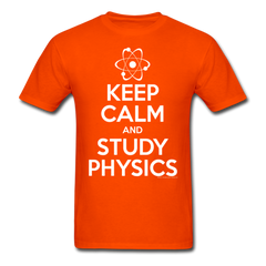 Keep Calm and Study Physics Tee