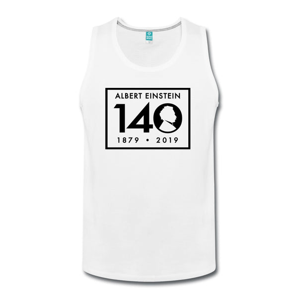 Einstein 140th Birthday Unisex Tank