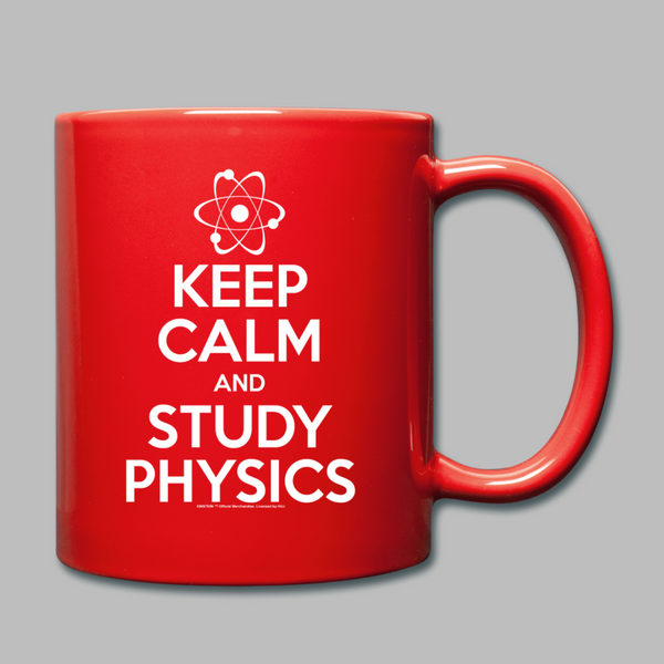Keep Calm and Study Physics Mug