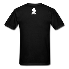 Einstein Portrait Tee - black