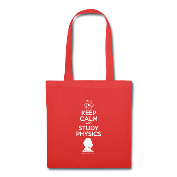 Keep Clam Study Physics Tote