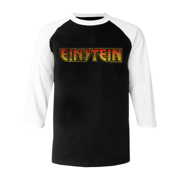 Einstein Vintage Rock n Roll Raglan