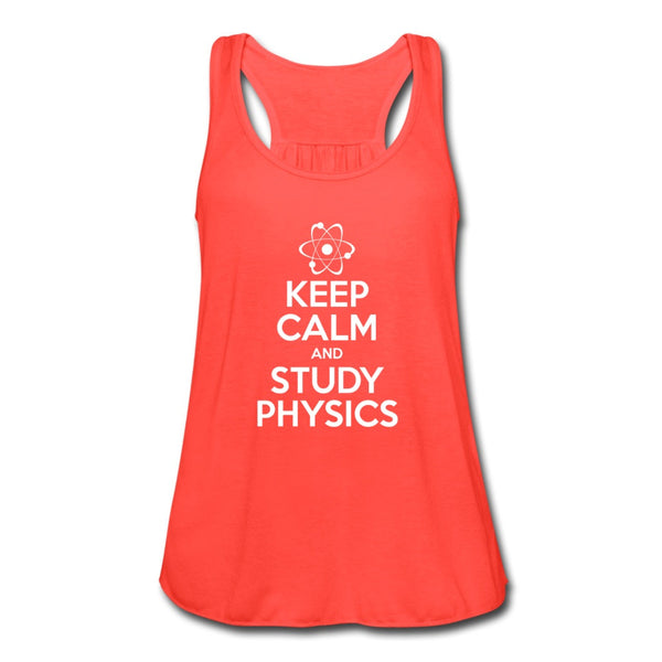 Keep Calm Women's Flowy Tank
