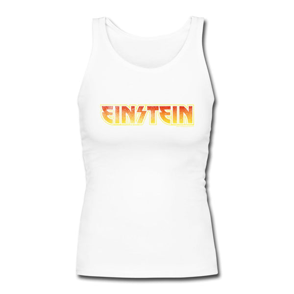 Rock Logo Women's Long Fitted Tank