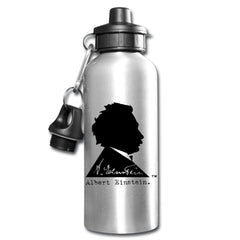 Silhouette Water Bottle