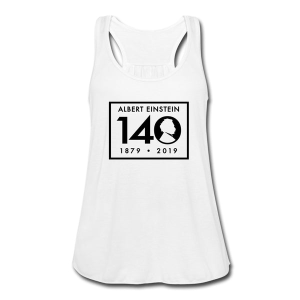 Einstein 140th Birthday Women's Flowy Tank Top