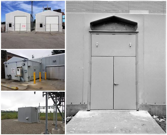 Could you use a non-corrosive, fiberglass, portable building at your operation?