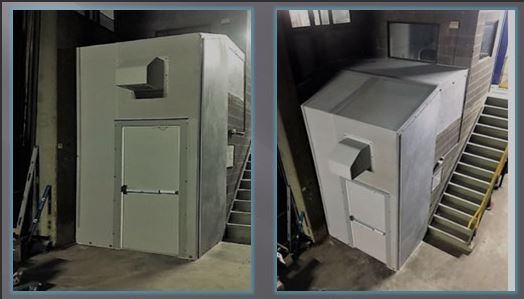 Modular Fiberglass - Equipment Enclosure