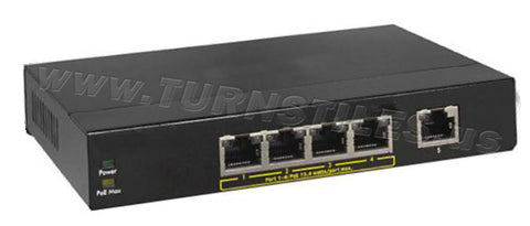 5-Port Gigabit PoE Unmanaged Switch