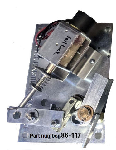 Lock Plate Assembly - High - UE - ST