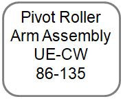 Pivot Roller Arm Assembly - UE-CW