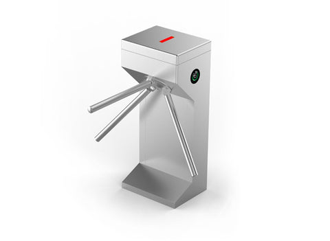 CPW-312AS: Semi-automatic - Vertical Tripod Turnstile
