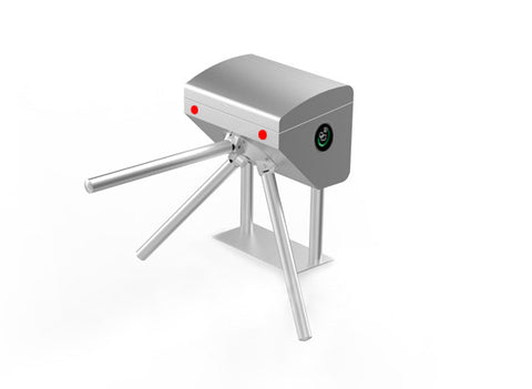 CPW-312ES: Semi-Automatic - Mini-Tripod Turnstile