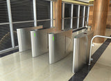 TPW-331TBS: Wing Gate Turnstile
