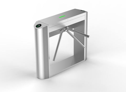 CPW-400DS: Semi-automatic - Bridge-type Tripod Turnstile
