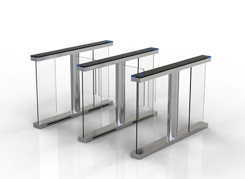 CPW-622CS: Swing Gate Turnstile
