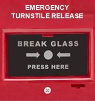 Emergency Turnstile Release