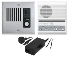 Analog Audio Intercom Starter Kit