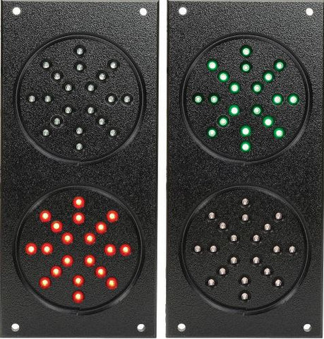 Exterior LED Dock Traffic Light