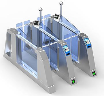 IPW-EG1000 Optical Airport E-Gate / Smart Gate