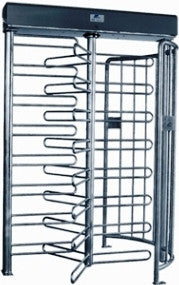 MPT33: Full Height Electro-Mechanical or Motorized Turnstile