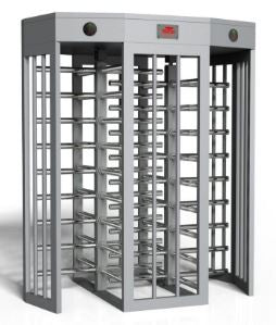 Turnstiles HIGH SECURITY MODEL DOUBLE LANE TTF-414D
