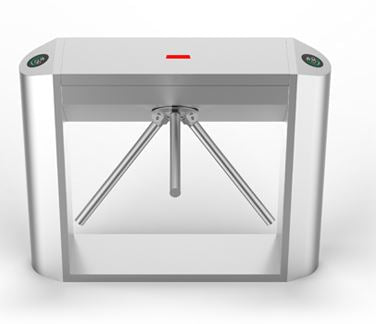 Bridge-type Tripod Turnstile TPW-400-D Series