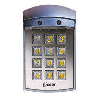 E-PASS 21-W: Illuminated Keypad