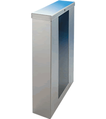 BE800-X: The Beacon ™ Series - Stainless Cabinet & Top