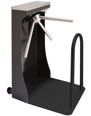 BR5500: Brute Series -  Waist High (Carbon Steel Cabinet)