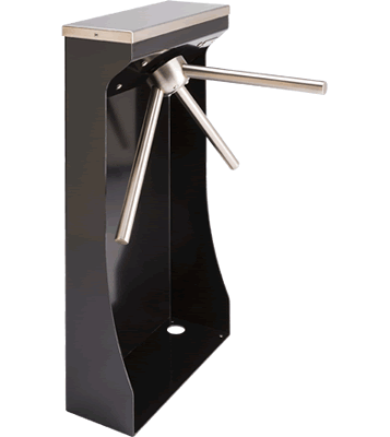 Controlled Access Waist High Turnstiles Brute Series BR5500
