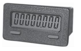 ELECTRONIC 8 DIGIT COUNTER/TIMER