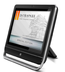 Access Control Computer System with EntraPASS Special Edition