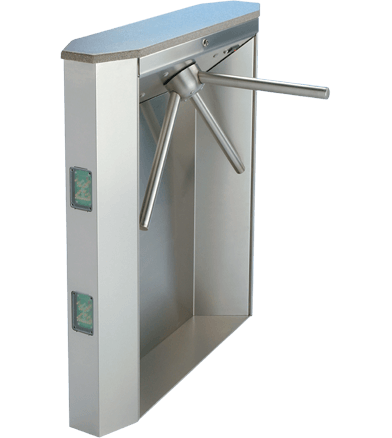Controlled Access Waist High Turnstiles Corporate Series EX200-Z