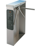 Fast Pass Series Waist High Turnstiles and ADA Gate