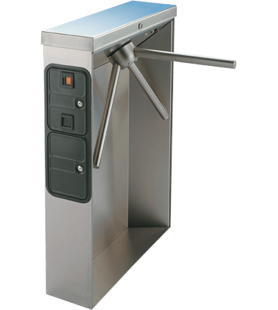 Controlled Access Waist High Turnstiles FastPass Series FP500