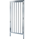 Controlled Access Security Gate HS336-ADA and HS348-ADA