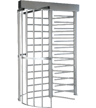Controlled Access HS400 Single - Full Height High Security Turnstiles